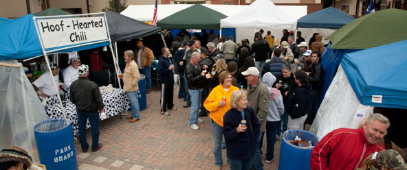 2012 Yaga's Chili Quest & Beer Fest Schedule of Events